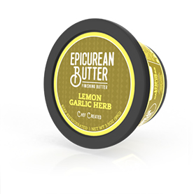 Lemon Garlic Herb Butter