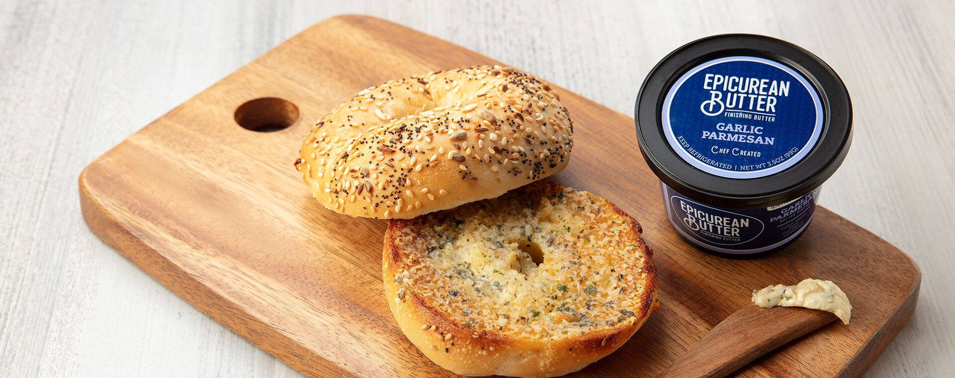 15 Ways to Butter a Bagel